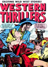 Western Thrillers, Number 6, Wild Doc Western
