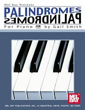 Palindromes for Piano