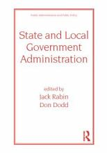 State and Local Government Administration PDF