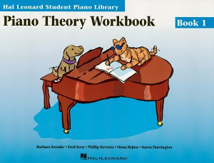 Piano Theory Workbook Book 1  Music Instruction