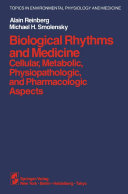 Biological Rhythms and Medicine