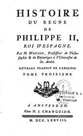 Histoire du règne de Philippe II
