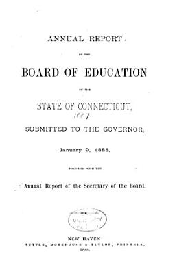 Report of the Board of Education PDF