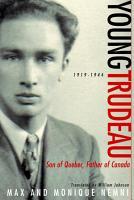 Young Trudeau  1919 1944 PDF