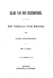 Elsje van den bezembinder: een verhaal voor meisjes