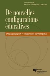 De nouvelles configurations éducatives