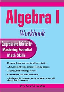 Algebra I Workbook Book