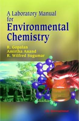 A Laboratory Manual for Environmental Chemistry PDF