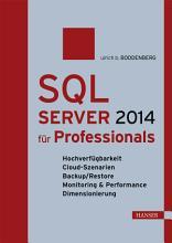 SQL Server 2014 f  r Professionals PDF