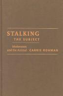 Stalking the Subject PDF