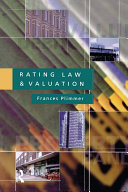 Rating Law and Valuation