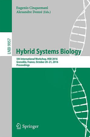 Hybrid Systems Biology PDF