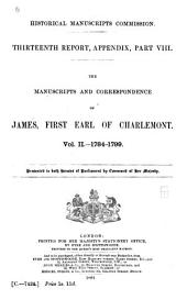 The Manuscripts and Correspondence of James, First Earl of Charlemont: Correspondence, 1784-1799