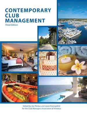Contemporary Club Management  AHLEI  3e
