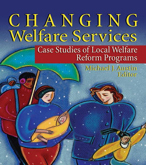 Changing Welfare Services PDF
