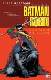 Batman and Robin Vol. 2: Batman vs. Robin
