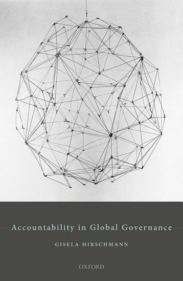 Accountability in Global Governance PDF