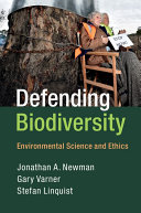 Defending Biodiversity