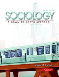 Sociology Down To Earth Book PDF
