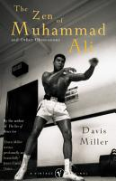 The Zen Of Muhammad Ali PDF