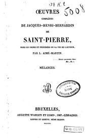 Mélanges, T.2