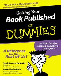 Getting Your Book Published For Dummies PDF