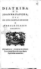 De Joanna papissa