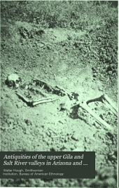 Antiquities of the Upper Gila and Salt River Valleys in Arizona and New Mexico, by Walter Hough