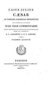 Caius Julius Caesar: C. Julii Caesaris fragmenta. Supplementa varia ad notas De bellis Alexandrino, Africano et Hispaniensi