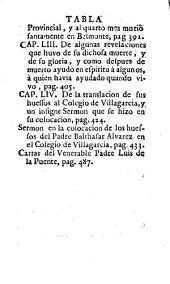 Obras espirituales del venerable padre Luis de la Puente, de la Compañia de Jesus ...: Volumen 30