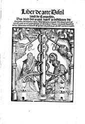 Liber de arte distillandi de compositis. Das buch der waren kunst zu distilliren die Composita vnd simplicia (etc.)