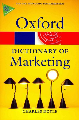 A Dictionary of Marketing PDF