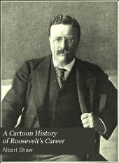 A Cartoon History of Roosevelt's Career