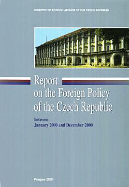 Report on the Foreign Policy of the Czech Republic PDF