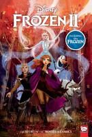 Disney Frozen and Frozen 2  The Story of the Movies in Comics PDF