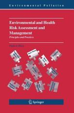 Environmental and Health Risk Assessment and Management PDF