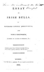 Essay on Irish Bulls