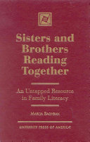 Sisters and Brothers Reading Together