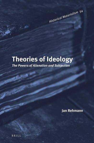 Download Theories of Ideology Book