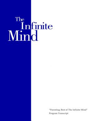 Parenting The Best of the Infinite Mind PDF