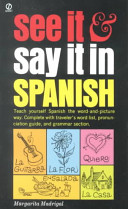 See It and Say It in Spanish
