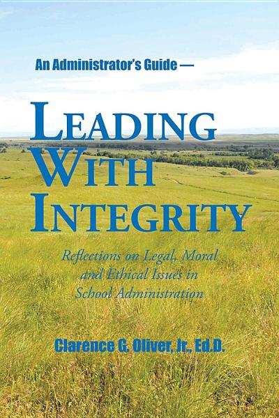 Download Leading with Integrity Book