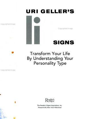 Uri Geller s Life Signs