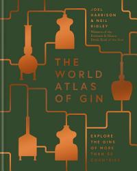 The World Atlas Of Gin Book PDF