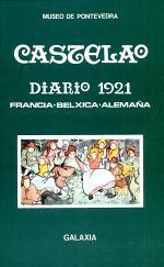 Diario 1921 - Francia.bélgica.alemaña