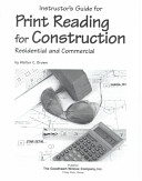 Print Reading For Construction Book PDF