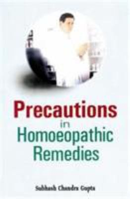 Precautions in Homoeopathic Remedies PDF