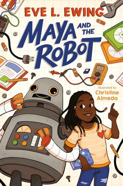Download Maya and the Robot Book