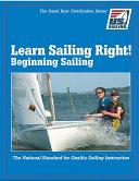Learn Sailing Right! Beginner Sailing