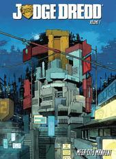 Judge Dredd, Vol. 7: Mega-City Manhunt